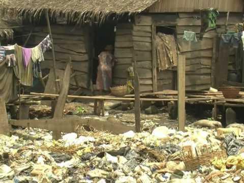Lagos face à une population qui ne cesse de croître