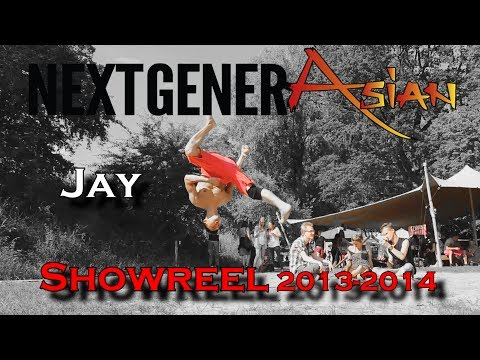Jay | Next Generasian | Official Showreel 2013-2014