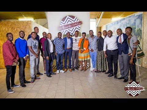Highlight video: ArtRwanda - Ubuhanzi project launch | Kigali, 24 August 2018