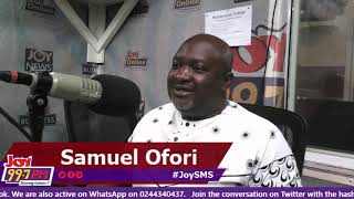#JoySMS With Dr Samuel Ofori on Joy FM (12-12-18)