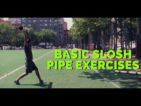 Basic Slosh Pipe Exercises