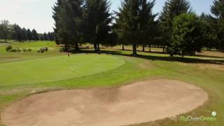 golf de lannemezan video a rienne flyovergreen. Black Bedroom Furniture Sets. Home Design Ideas