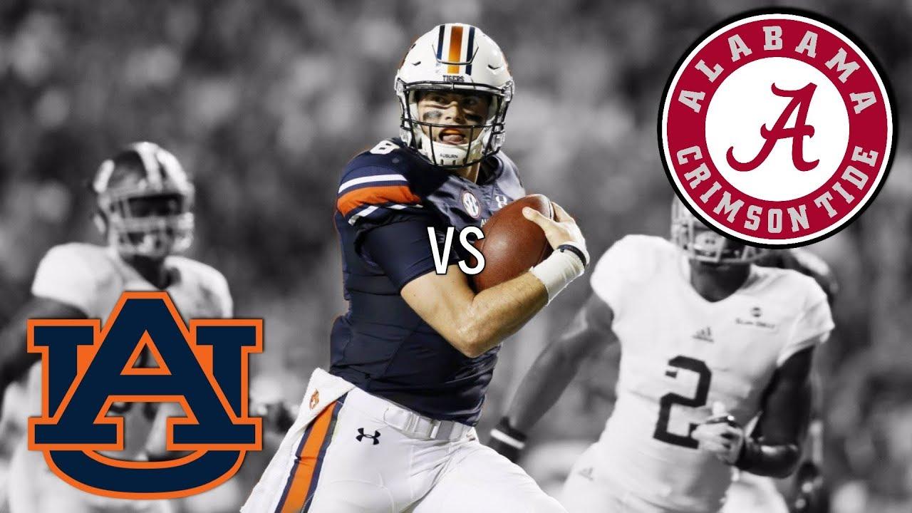 Alabama Vs Auburn 2017 Hype Game Of Survival Iron Bowl Youtube