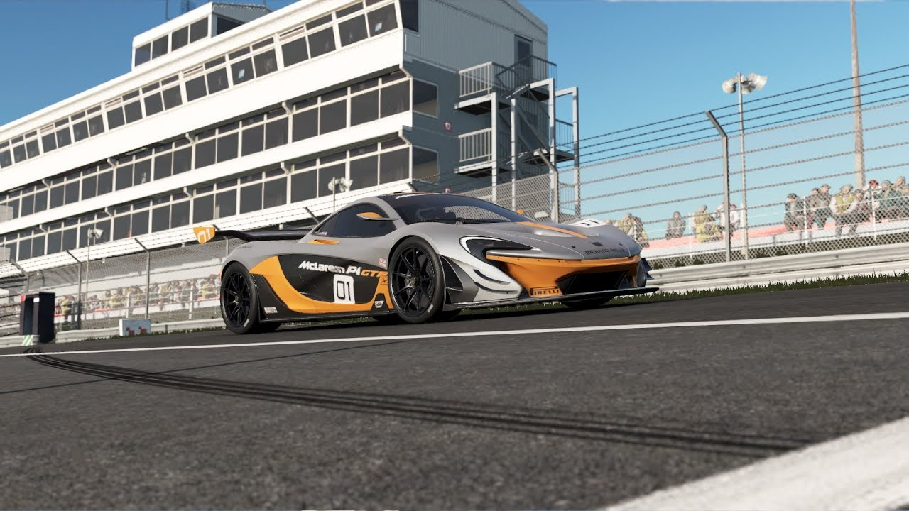Mclaren p1 gtr project cars 2 ps4 youtube - Project cars mclaren p1 ...