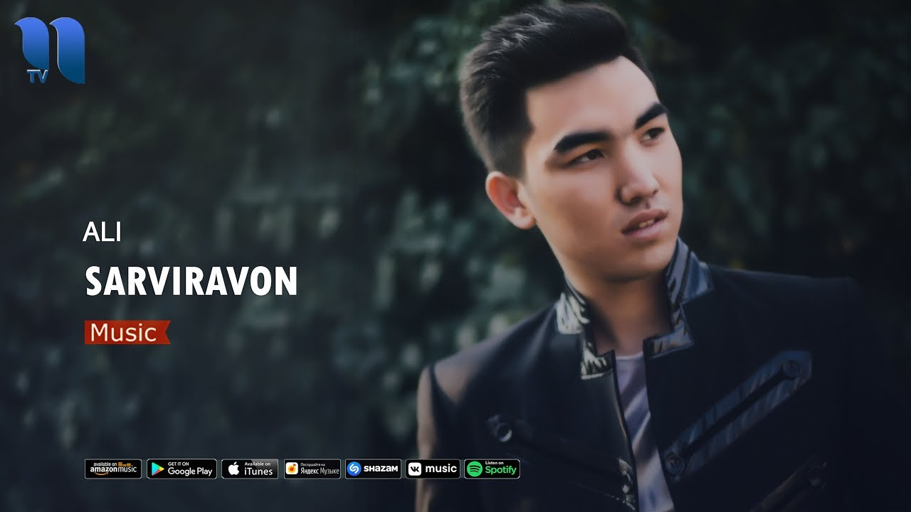 Ali - Sarviravon | Али - Сарвиравон (music version)