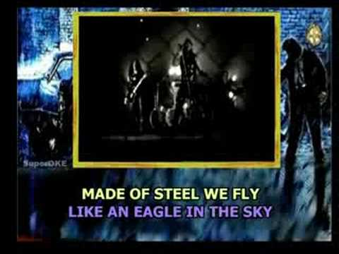 The Poodles - Metal Will Stand Tall  KARAOKE