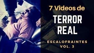 7 Videos de Terror Real Escalofriantes l Pasillo Infinito
