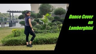 Lamberghini | The Doorbeen ft. Ragini | Riya Choreography | Easy Dance Steps