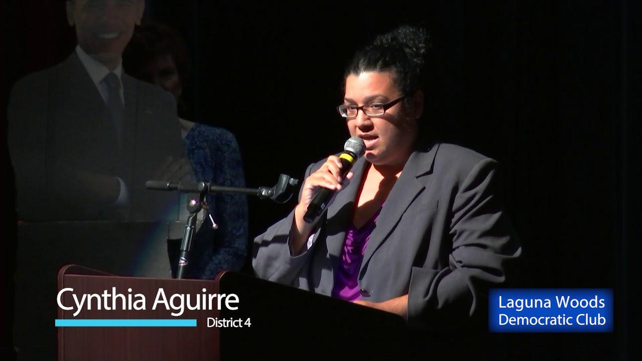 Democratic Club of Laguna Woods Village - April 2018