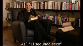 """Simone de Beauvoir. """"No se nace mujer..."""" 3/4"""