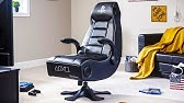 Unboxing X Rocker Strike Office Gaming Chair Uk With