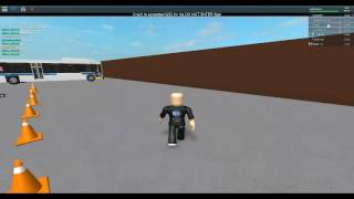 Roblox MTA Bus Roadeo