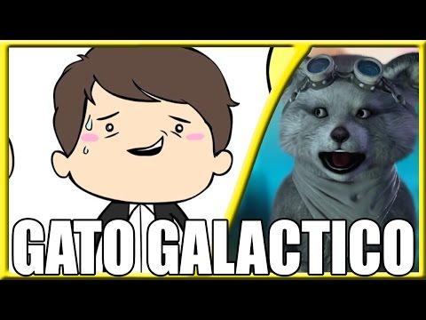 #REACT - COMO EU DESTRUI O NATAL (Gato Galactico)