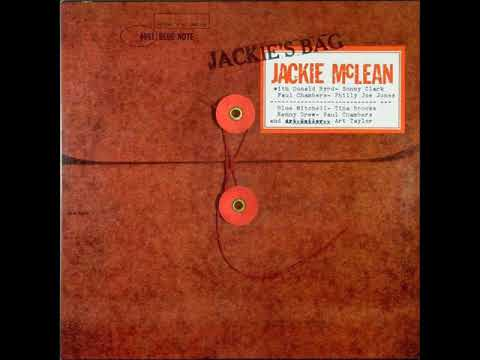 Jackie McLean  - Jackie's Bag ( Full Album )