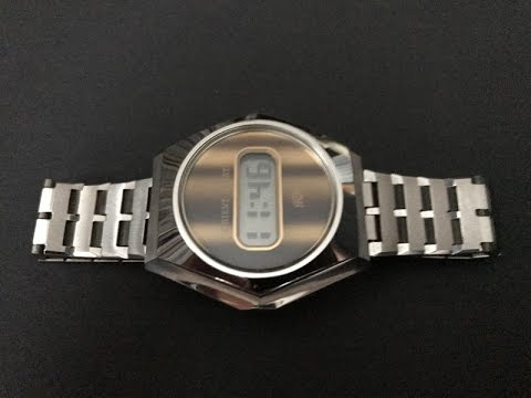 ORIENT LCD WATCH of old Stock  &  other Watches