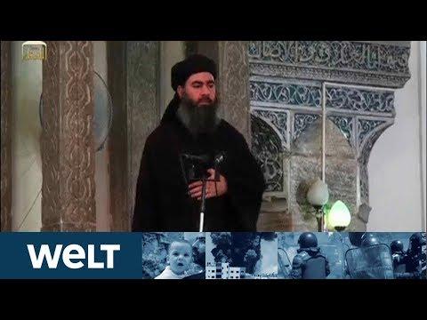 MYSTERIÖSER TRUMP-TWEET: IS-Chef Al-Bagdadi vermutlich tot