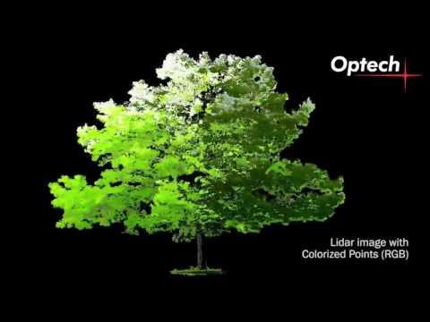 ILRIS Terrestrial Laser Scanner   Spinning Tree