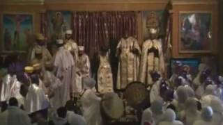 Ethiopian Orthodox mass