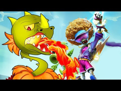 ДРАКОН ПРОТИВ ЗОМБИ ► Plants vs. Zombies 3 #2 ПвЗ 3 | PvZ 3