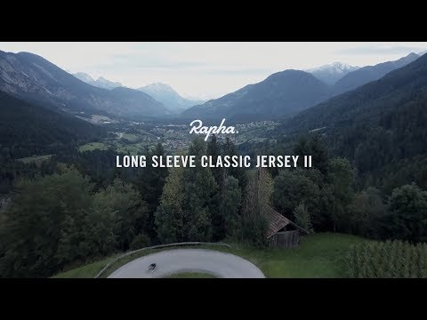 The Rapha Classic Long Sleeve Jersey II