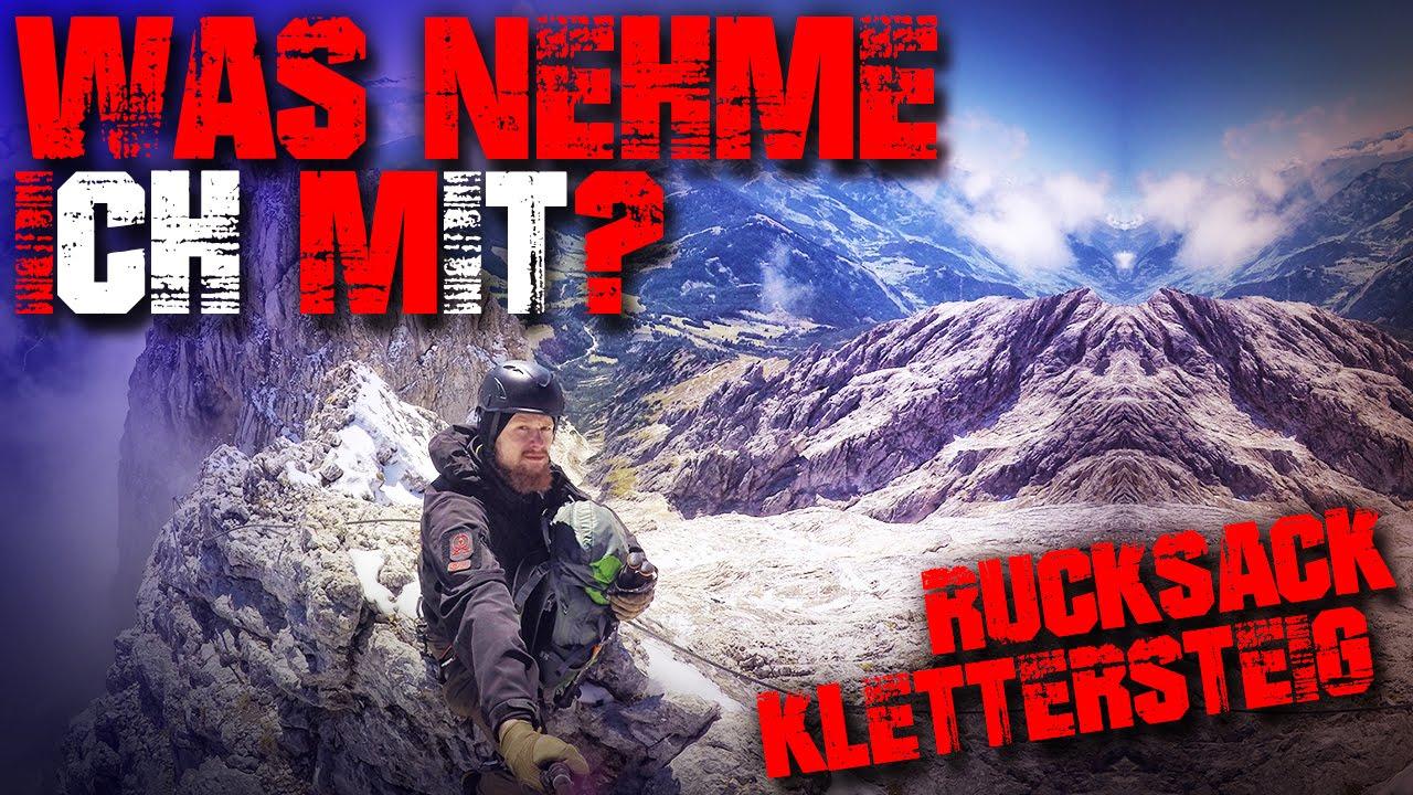 Klettersteigset Empfehlung : Einstieg ins klettersteig gehen unsere tipps und empfehlungen