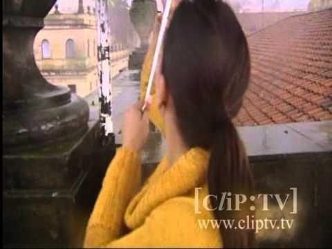1740 TV Reporter Rain Soaked