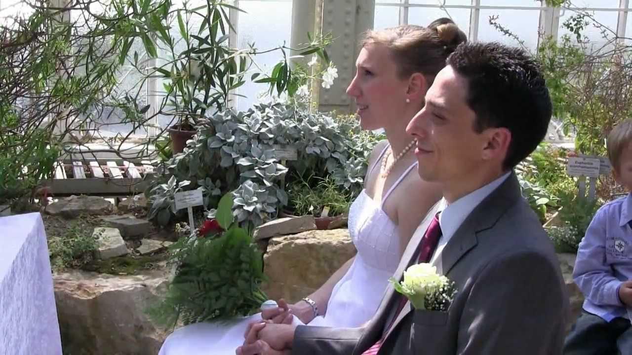 Heiraten im botanischen garten braunschweig
