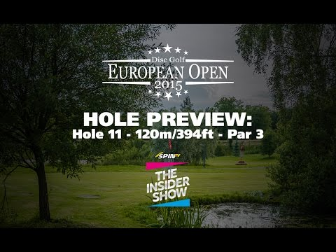 The Insider Show: EO2015 Hole Preview – Hole 11