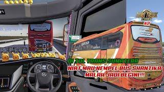 Download lagu Yoanda Prima Venom Reborn Berlari di Tol Trans Sumatera #2 | ETS2
