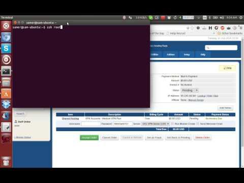 WHMCS VPN Module Demo - Free Download
