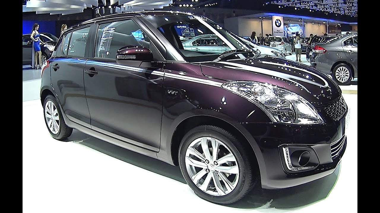Suzuki Swift Violet Edition
