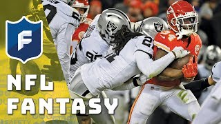 Waiver Wire Wonder, Favorable Fantasy Playoff Schedule, & Is This a Thing? | Fantasy Live Week 14