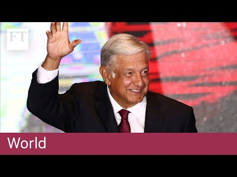 Mexico's  López Obrador seeks reconciliation in victory speech