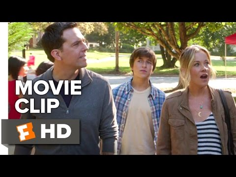 Vacation Movie CLIP - Debbie Do Anything (2015) - Ed Helms, Leslie Mann Comedy HD