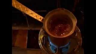 Кофе по-гречески.Как правильно варить кофе по-гречески .