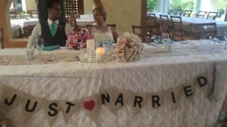 Erson and Christine Wedding Video