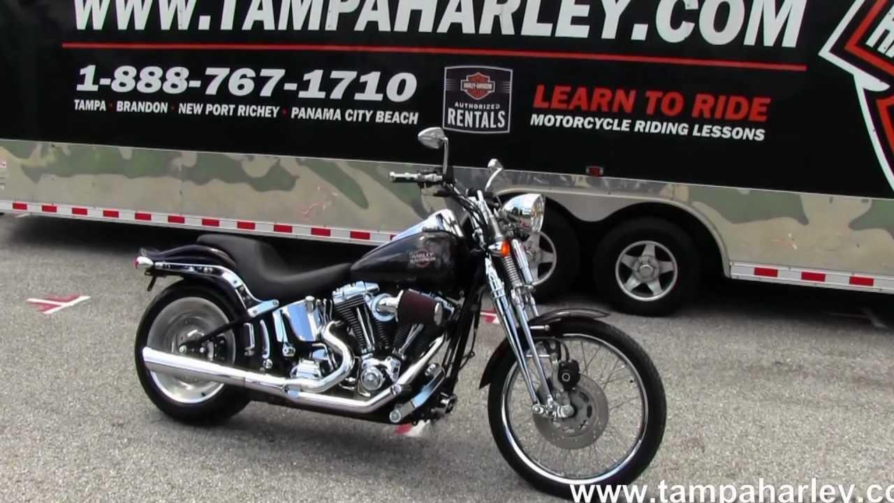 Harley Davidson Springer Softail For Sale