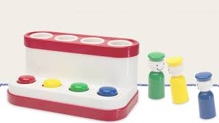 Ambi Toys in Motion - Pop-up Pals