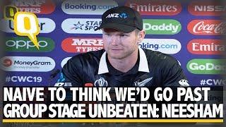 Pakistan beat New Zealand: James Neesham Speaks | The Quint