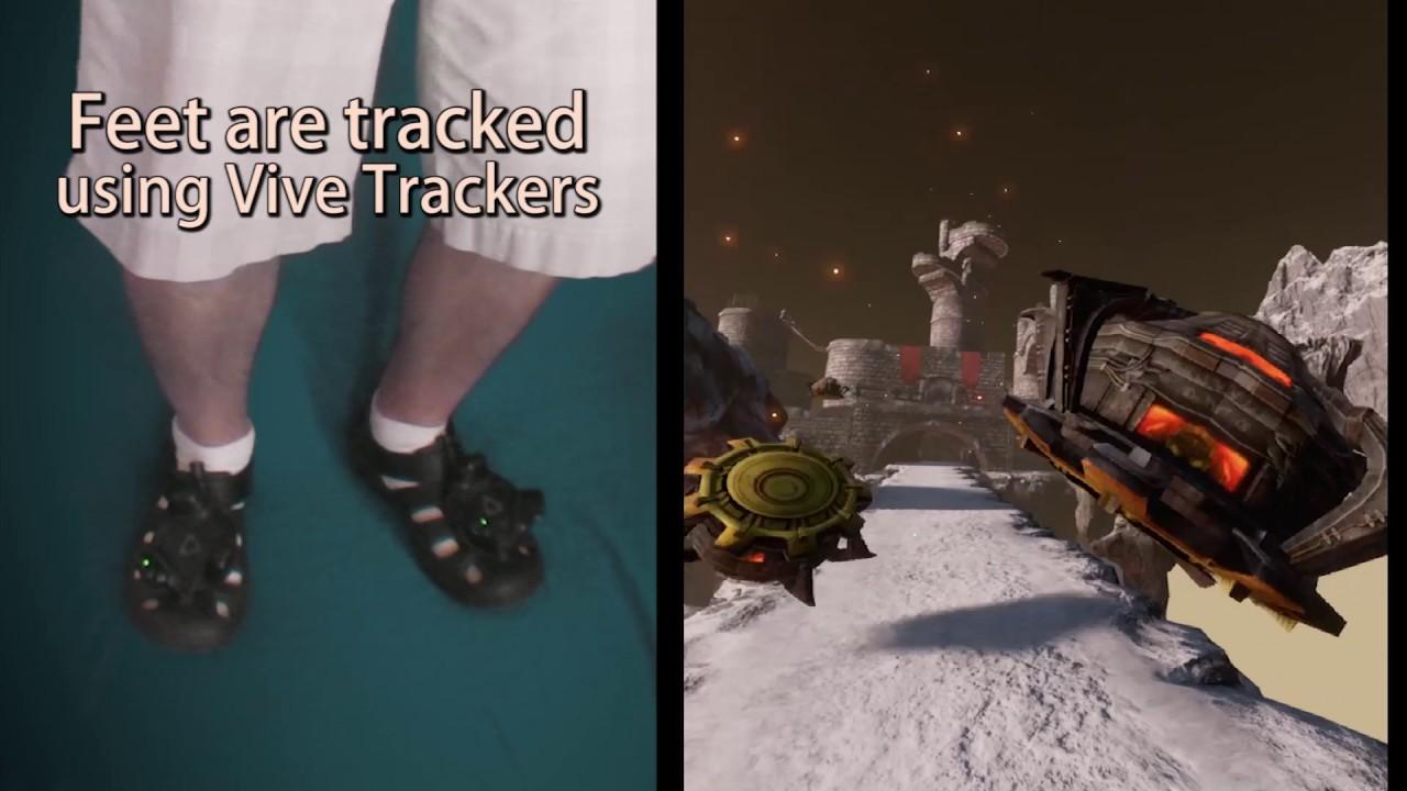 body trackers