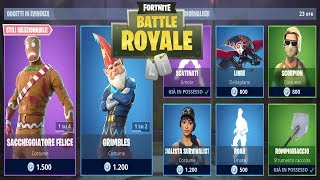 FORTNITE ITEM SHOP TODAY 23/12 | NEW CHRISTMAS SKIN GRIMBLES | FORTNITE DAILY SHOP