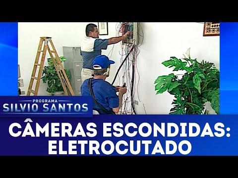 Eletrocutado | Câmeras Escondidas (03/06/18)