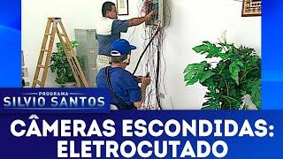 Eletrocutado   Câmeras Escondidas (03/06/18)