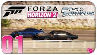 Forza Horizon 2 Fast and Furious - 01 - Eine neue Zeit beginnt [German] [HD]