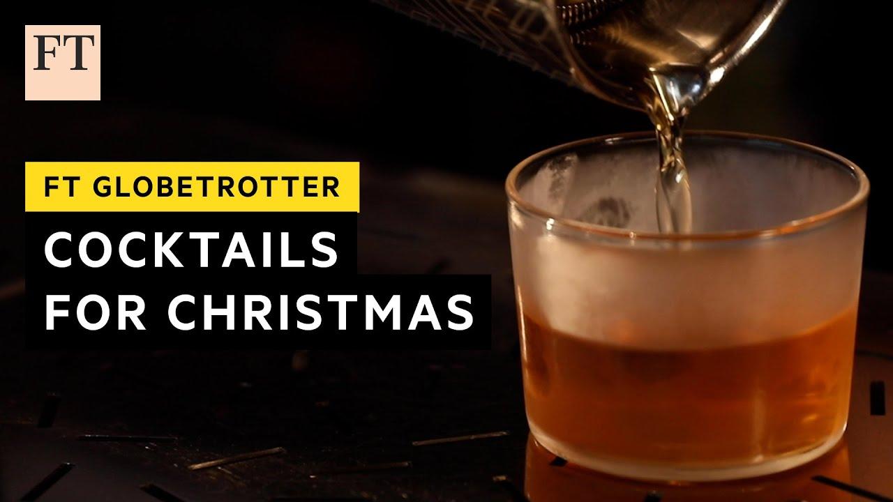 Как приготовить идеальный рождественский коктейль |  FT Globetrotter