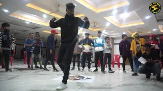 ZEST DANCE BATTLE ||2018 WINNER || ALL STYLE CHAMPION RATUL ROG_X HIPHOP || ||OFFICIAL DANCE VIDEO
