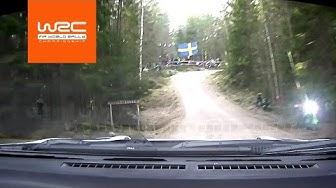 WRC - Rally Sweden 2020: Shakedown Onboard Rovanperä