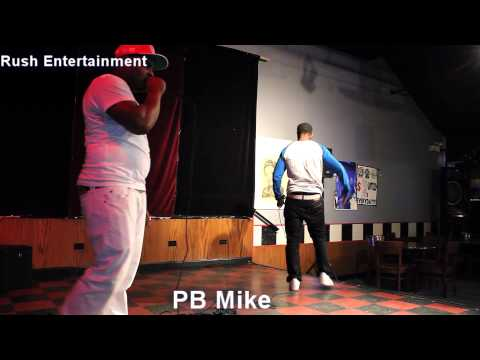 PB Mike Performs @ Checkerboard Lounge Showcase 31