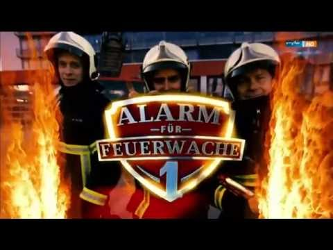 Alarm Auf Der Feuerwache