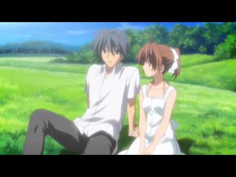 Clannad After Story AMV - Far Away Nickelback
